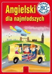 Angielski dla najmłodszych w.2012 (80741)