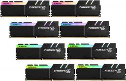 Pamięć G.Skill Trident Z RGB, DDR4, 128 GB,3600MHz, CL17 (F4-3600C17Q2-128GTZR)