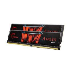 Pamięć G.Skill Aegis, DDR4, 16GB,2400MHz, CL17 (F4-2400C17D-16GIS)