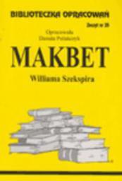 Biblioteczka opracowań nr 035 Makbet (3655)