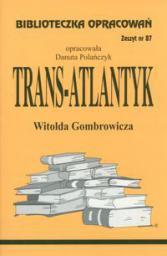 Biblioteczka opracowań nr 087 Trans-Atlantyk