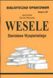 Biblioteczka opracowań nr 020 Wesele