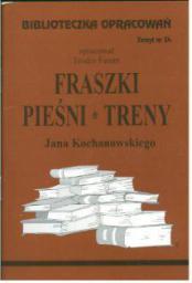 Biblioteczka opracowań nr 034 Fraszki... (3654)