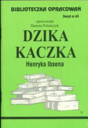 Biblioteczka opracowań nr 065 Dzika Kaczka
