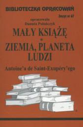 Biblioteczka opracowań nr 067 Mały Książe; Ziemia