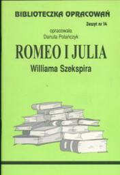Biblioteczka opracowań nr 014 Romeo i Julia