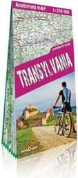 Adventure map Transylwania mapa