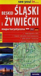 See you in...Beskid Śląski i Żywiecki mapa