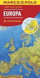 Mapa drogowa Europa  2016