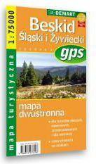 Mapa Turs. Beskid Śląski i Żywiecki DEMART - 46721