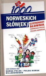 1000 norweskich słów(ek). Ilustrowany słownik