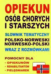 Opiekun osób chorych i starszych.pol-nor, nor-pol (128622)