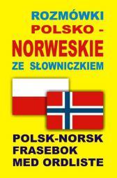 Rozmówki polsko-norweskie ze słowniczkiem (80711)