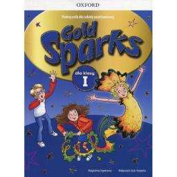 Gold Sparks 1 SB podręcznik wieloletni (248541)