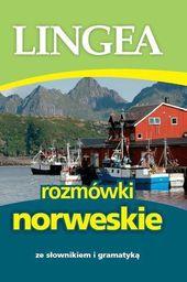 Rozmówki norweskie ze słownikiem i gramatyką 2015  (197102)