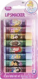 Lip Smacker LIP SMACKER SET Flavoured Lip Balm Party Pack błyszczyki do ust Disney Princess 8x4g - 50051235326