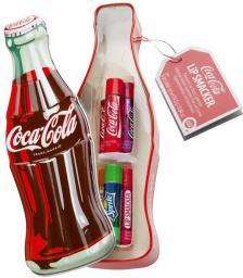 Lip Smacker Flavoured Lip Balm Collection błyszczyki do ust Coca-Cola Mix 6x4g