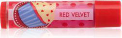 Lip Smacker Flavoured Lip Balm Balsam do ust Cupcake Red Velvet 4g