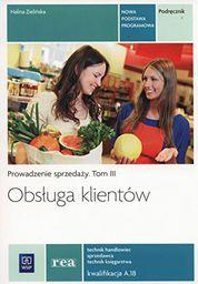 Obsługa klientów Podr. Prow. sprzedaży T.3 REA