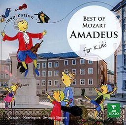 Karajan/Norrington/Zacharias/Swingle Singers Amadeus For Kids