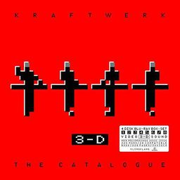 Pop Kraftwerk 3-D The Catalogue (4 Blu-Ray) (Eng)