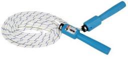 Victoria Sport Skakanka z licznikiem biało-niebieska 270 cm