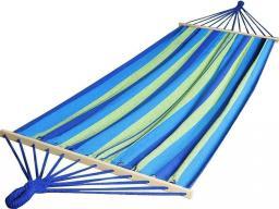 Royokamp  Hamak Standard 2 osobowy 200x150cm niebieski