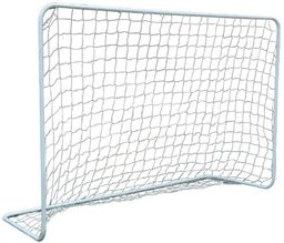 Victoria Sport Bramka do piłki nożnej z siatką biała r. 1.82x1.22x0.61m
