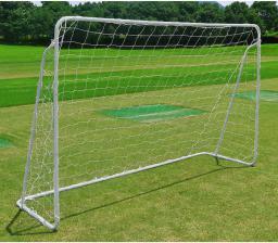 Victoria Sport Bramka do piłki nożnej z siatką 240x150x90cm
