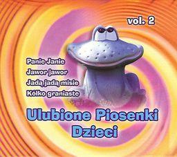 Ulubione piosenki dzieci. Volume 2