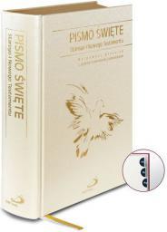 Edycja Świętego Pawła Pismo Święte ST i NT (biała oprawa)