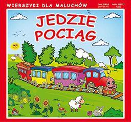 Wierszyki Jedzie pociąg w. 2016 - 187887