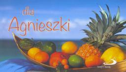 Imiona - Dla Agnieszki
