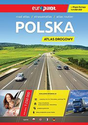 Polska. Atlas drogowy w skali 1:500 000 (202274)
