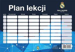 Astra Plan lekcji RM-108 Real Madrid 3 (25szt) (234781)