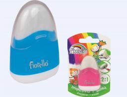 Fiorello Temperówka z gumką GR-F460 FIORELLO - 230802