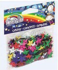 Fiorello Confetti cekiny gwiazdki (213042)