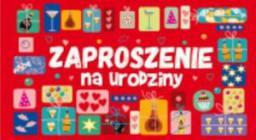 Avanti Zaproszenie 18-tka Prezenty 5szt. (181954)