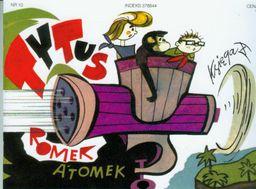Tytus, Romek i A'Tomek. Księga .10 w.2011 - 66293