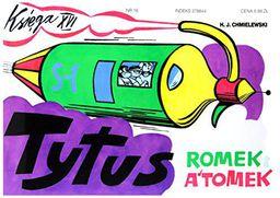 Tytus, Romek i A'Tomek. Księga 16