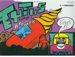 Tytus, Romek i A'Tomek. Księga 15