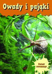 Encyklopedia Świat Zwierząt - Owady i pająki