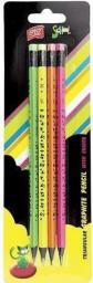 Easy Ołówek z gumką Fluo (234023)
