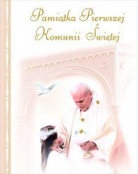 Olesiejuk Pamiątka Pierwszej Komunii Świętej papież (80376)
