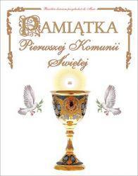 Olesiejuk Pamiątka Pierwszej Komunii Świętej (198673)
