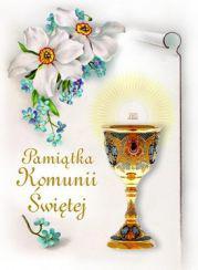 Olesiejuk Pamiątka Komunii Świętej (101791)