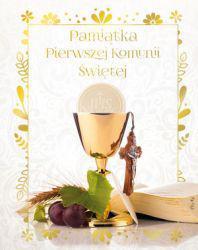 Olesiejuk Pamiątka Pierwszej Komunii Świętej (235241)