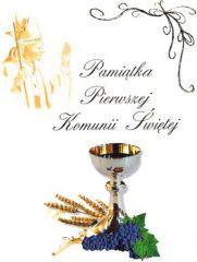 Olesiejuk Pamiątka Pierwszej Komunii Świętej papież  (80382)