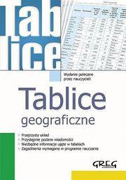 Tablice geograficzne (11004)