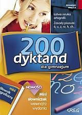 200 Dyktand Dla GIM 1-3